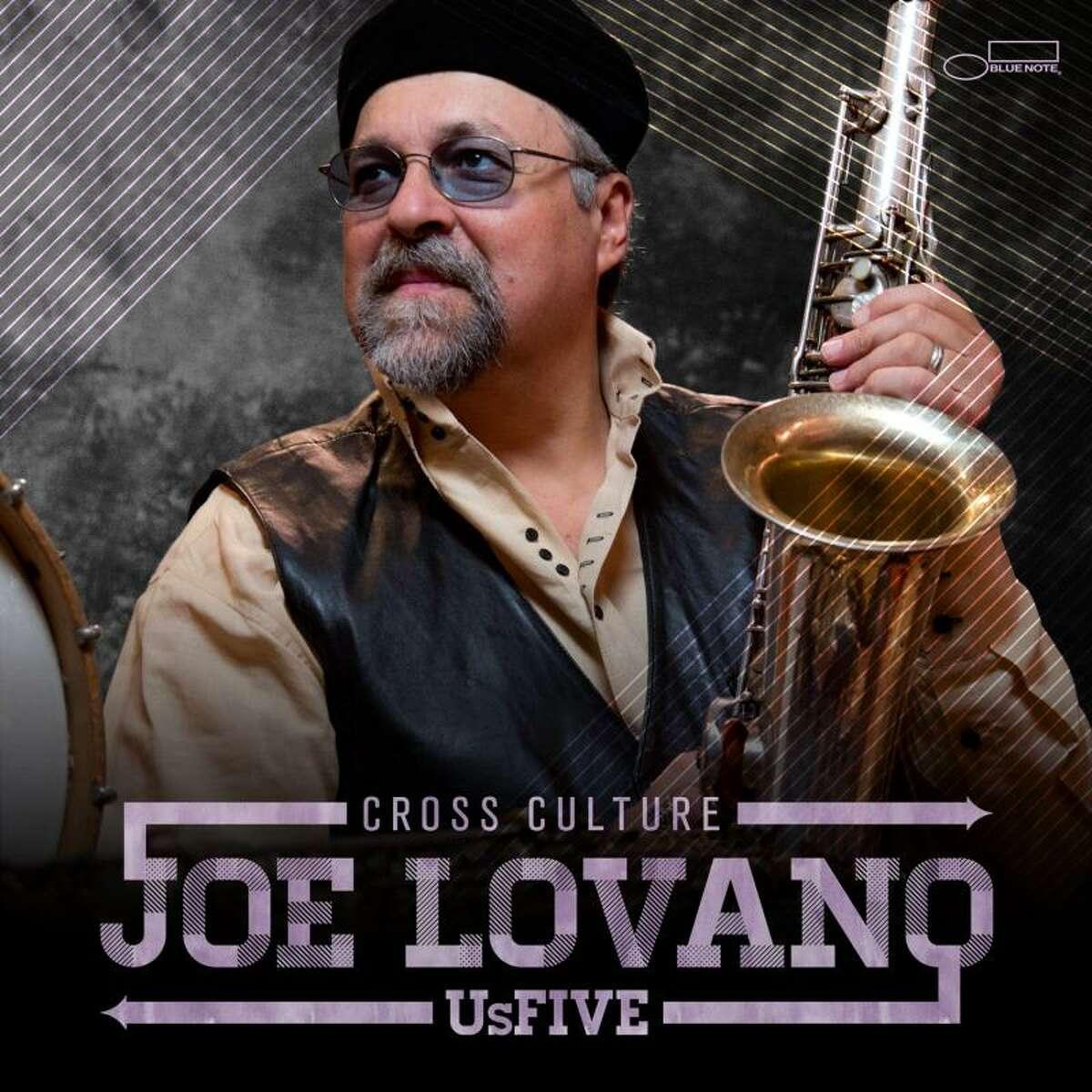"Joe Lovano Us Five ""Cross Culture"""