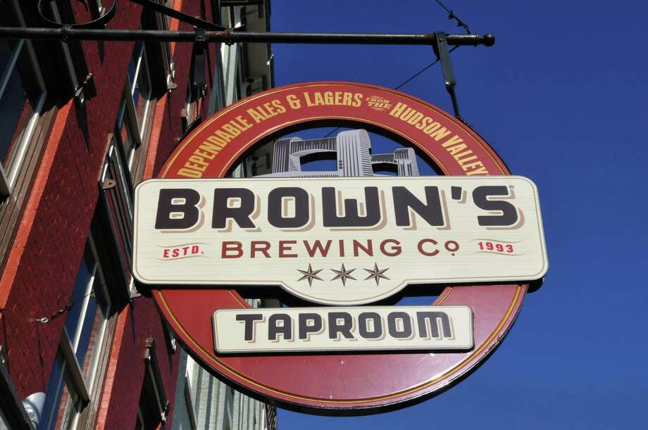 2. Brown's Brewing Co., Troy Photo: John Carl D'Annibale / 00015728A
