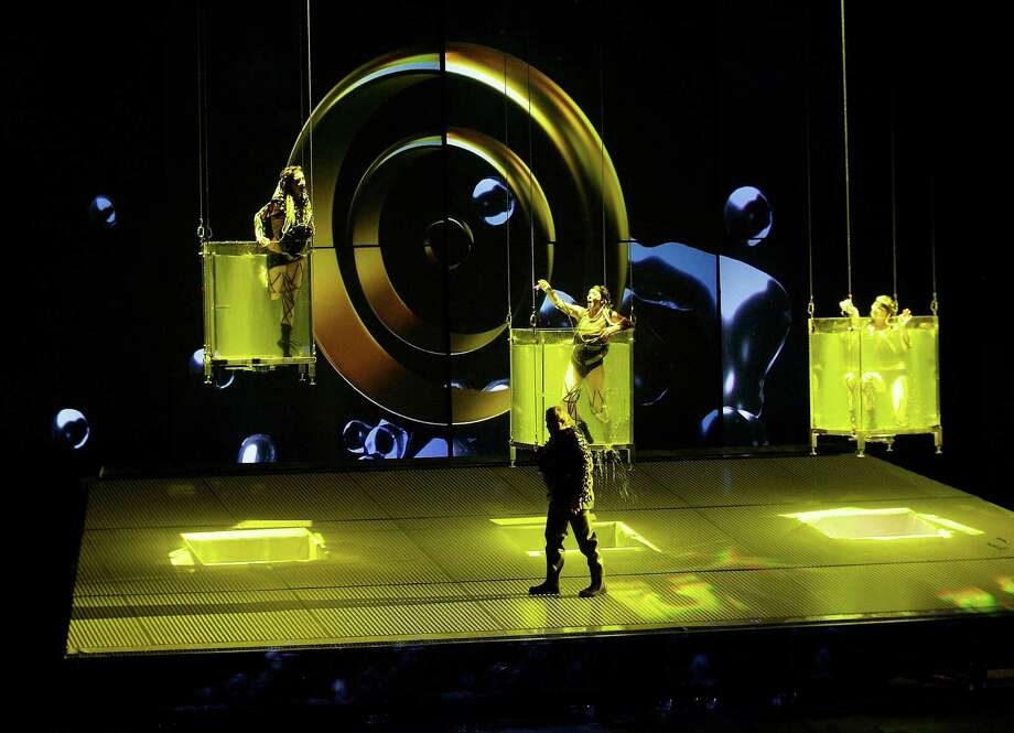 "Houston Grand Opera will present Richard Wagner's epic ""The Ring of the Nibelung.""