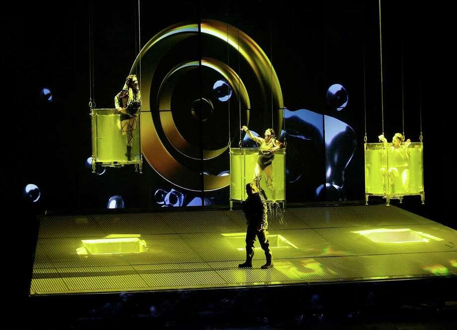 "Houston Grand Opera will present Richard Wagner's epic ""The Ring of the Nibelung."" Photo: Tato Baeza"