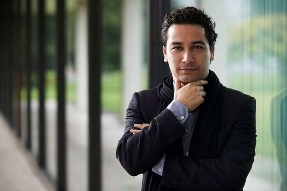 Andres Orozco-Estrada, new music director of Houston Symphony. Photo: Martin Sigmund