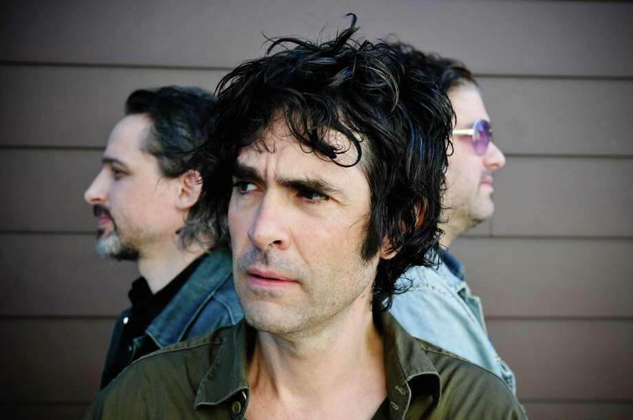 Blues Explosion includes Judah Bauer, from left, Jon Spencer and Russell Simins. Photo: Courtesy Photo