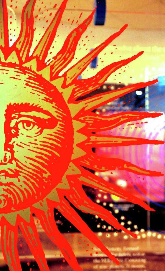 "When you walk into the lobby, a massive exhibit greets you containing the sun.  The words ""If it were not for the sun, there would be darkness and the earth would be without light,"" are imprinted on the panel. The Texas Energy Museum, located in downtown Beaumont, offers a unique look to visitors at the world of  petroleum science, from how oil comes into being, is pulled from the ground, to how it gets into our daily lives.   It also offers artistic shapes, designs, colors, and abstracts if one knows where to look for them. Dave Ryan/The Enterprise"
