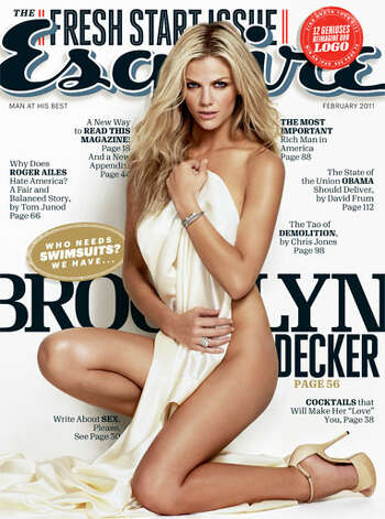 Brooklyn Decker, February 2011