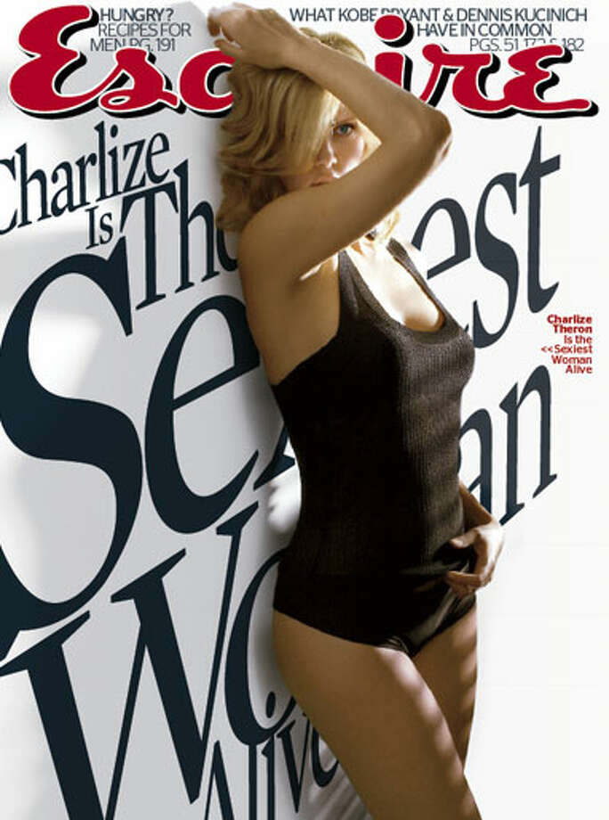Charlize Theron, November 2007
