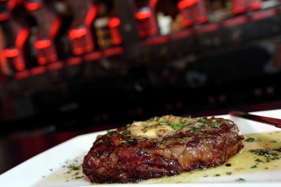 Boiler House Texas Grill & Wine Garden: 312 Pearl Parkway Building 3. (210) 354-4644 Lunch & Dinner Menu Photo: Lisa Krantz, San Antonio Express-News / San Antonio Express-News