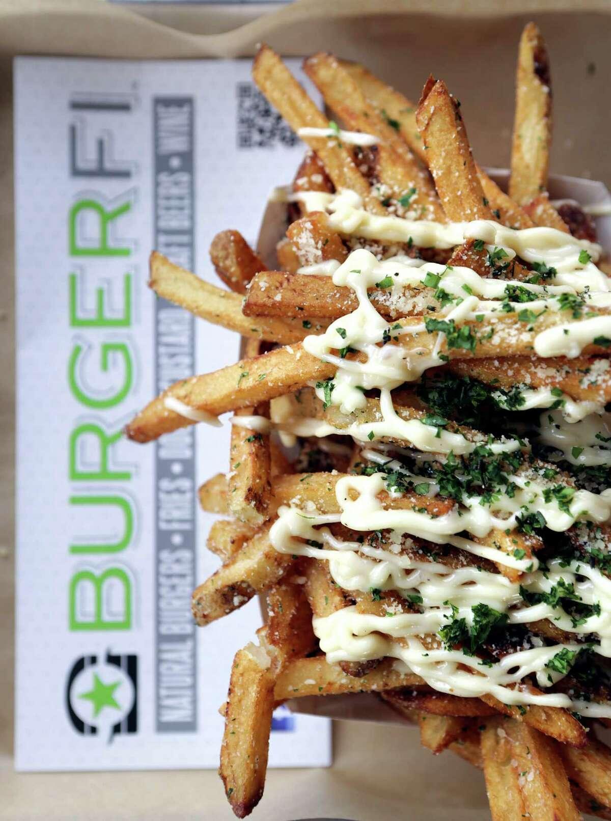 Burger Fi Burger Fi's Urban Fries.