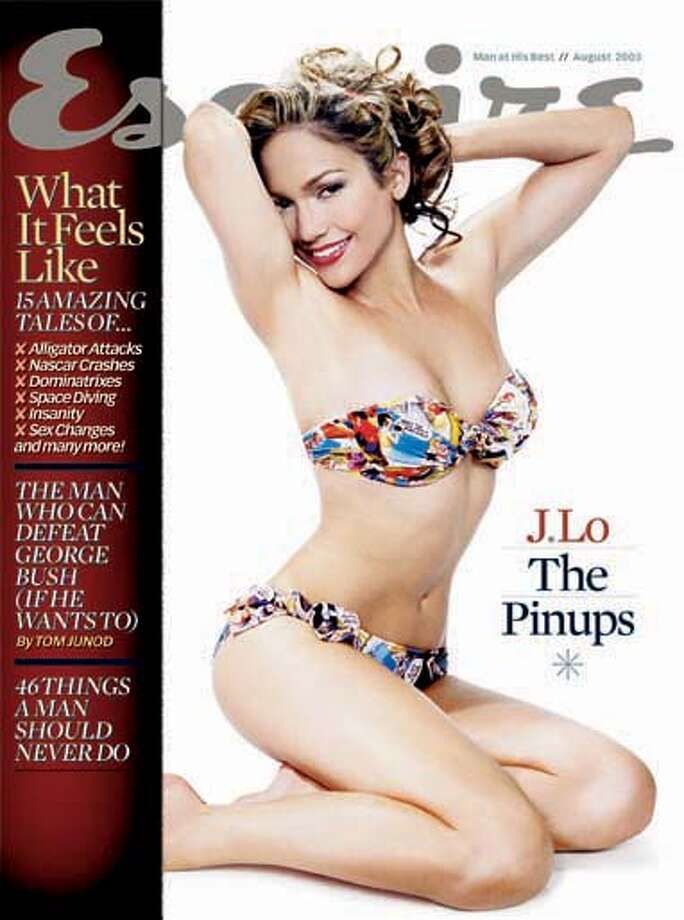 Jennifer Lopez, August 2003
