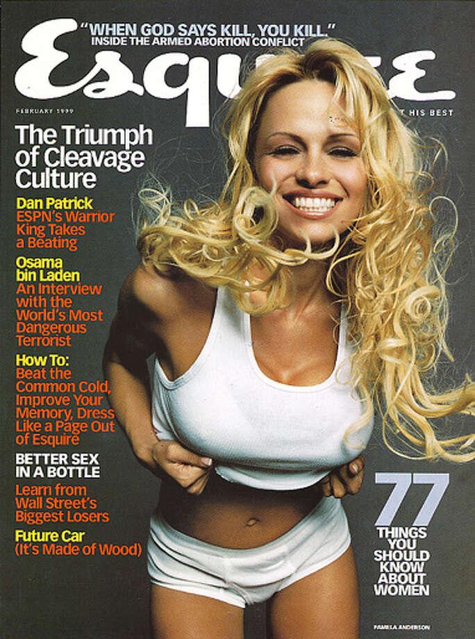 Pamela Anderson, February 1999