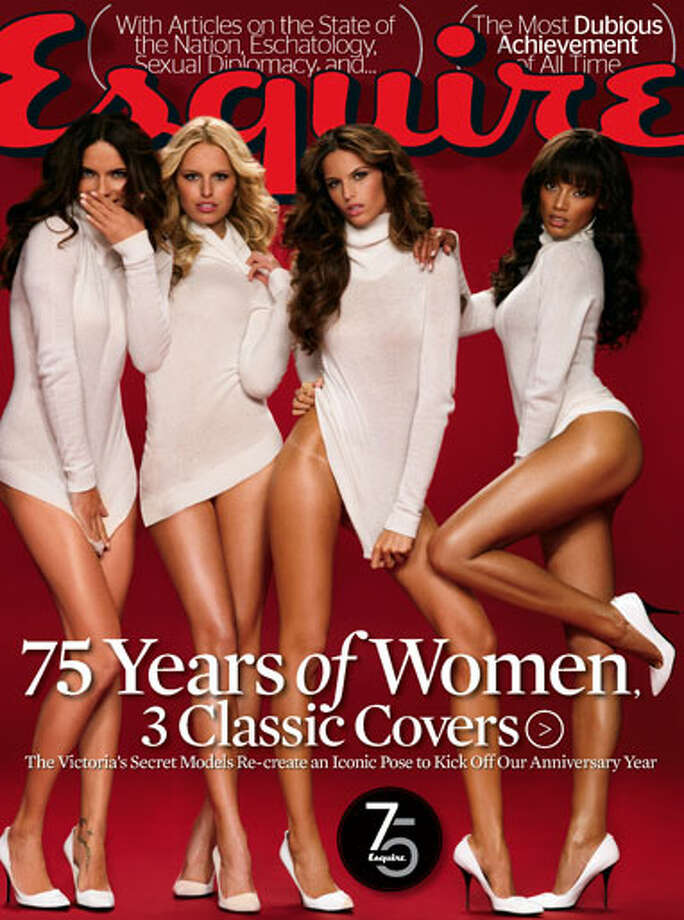 Victoria's Secret models, February 2008