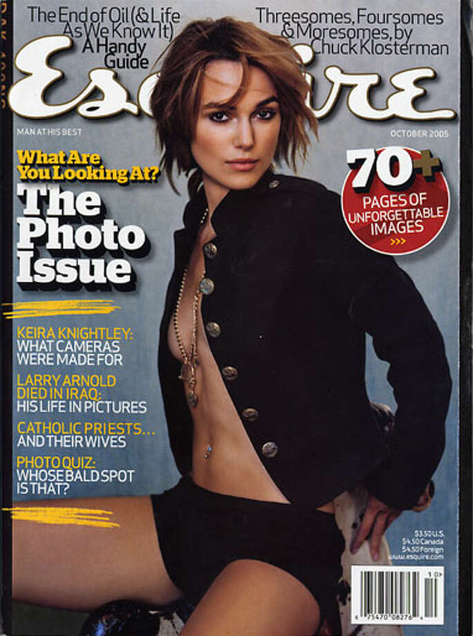Keira Knightley, October 2005