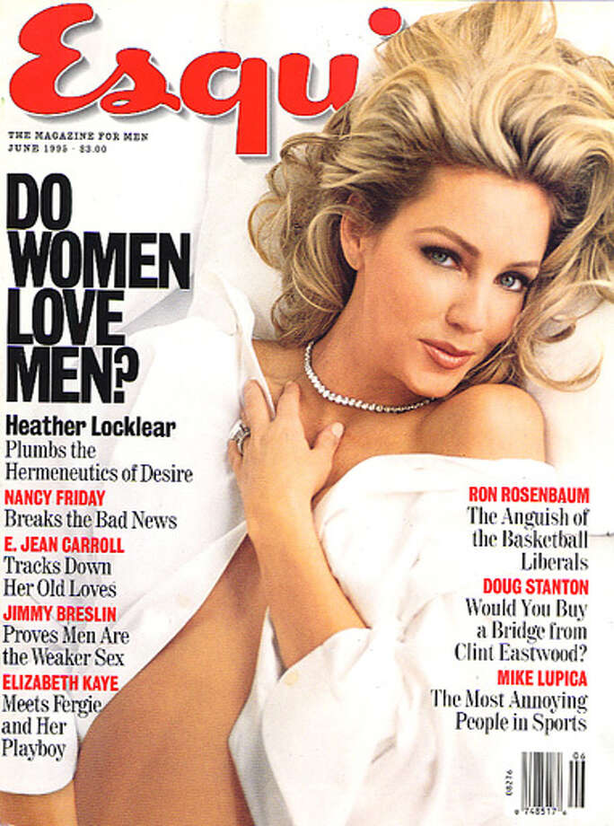 Heather Locklear, June 1995