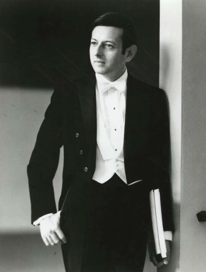 André Previn (1967-69) Photo: Houston Chronicle