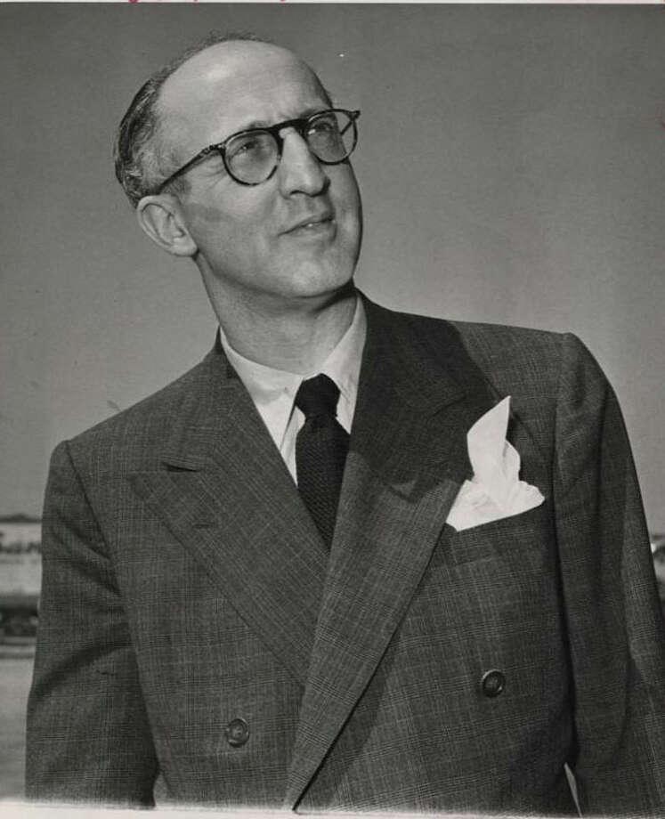 Picture 345: Efrem Kurtz (1948-54) Photo: Houston Chronicle