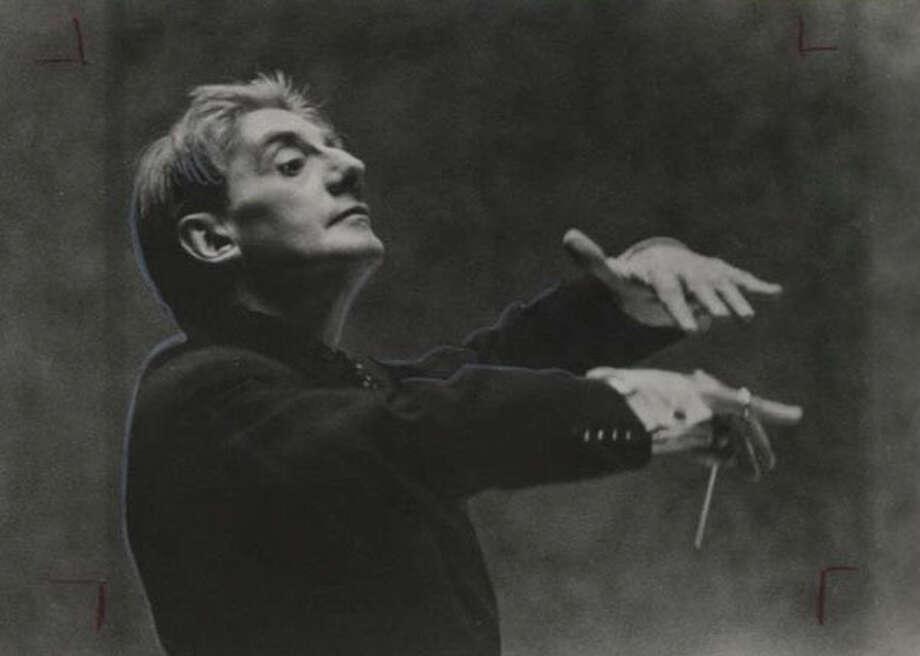 Picture 342: Sir John Barbirolli (1961-67) Photo: Houston Chronicle
