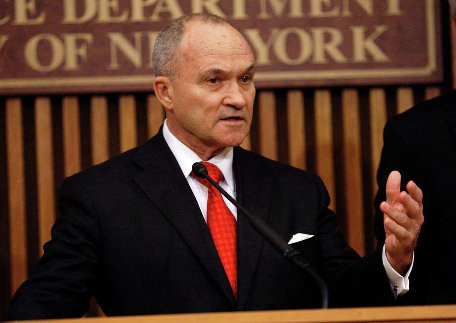 """We know we're not going to eliminate all gun violence, but certainly diminish the possibility of having another Newtown. ... I believe all the major law enforcement organizations will support the administration. So this is a good day."" — New York City Police Commissioner Raymond Kelly. Photo: Frank Franklin II"