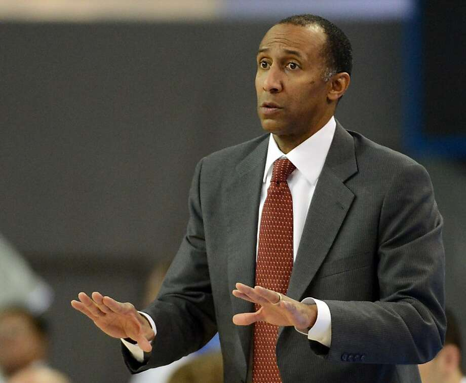 Johnny Dawkins' Stanford contract goes through 2015-16. Photo: Harry How, Getty Images