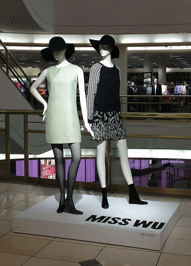 Jason Wu's new contemporary line, Miss Wu. Photo: Catie Nienaber