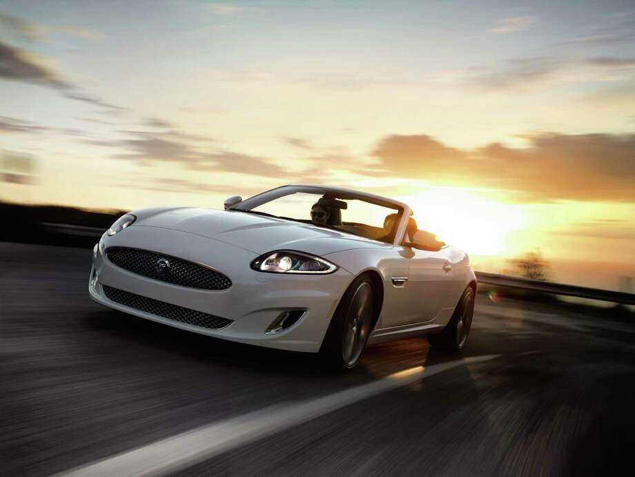 2013 KK Jaguar Coupe and Convertible, starts at $79,000 Photo: Houston Auto Show