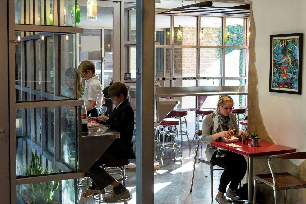 Eatsie Boys CafeAddress: 4100 Montrose Blvd.Phone:(713) 524-3737Hours:9 a.m.-9 p.m. dailyWebsite:eatsieboys.com