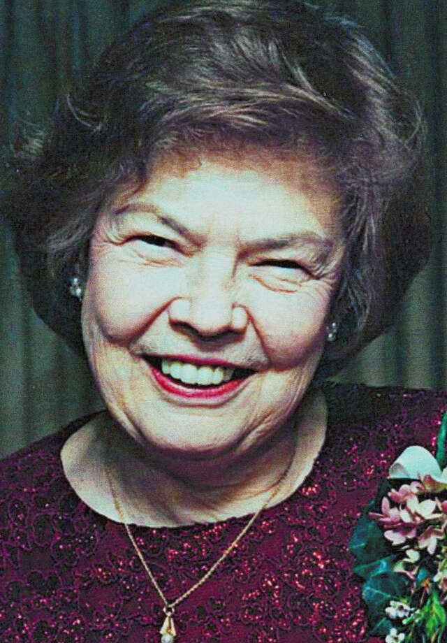 June F. Seitz, 84, most recently of Arlington, Va., died Jan. 13, 2013 after suffering from Alzheimerís disease. June was the sole child born to the late Charles B. Faulkner and Mathilde (Swaczina) Faulkner, June 24, 1928 at Hackensack Hospital in New Jersey. Photo: Contributed Photo