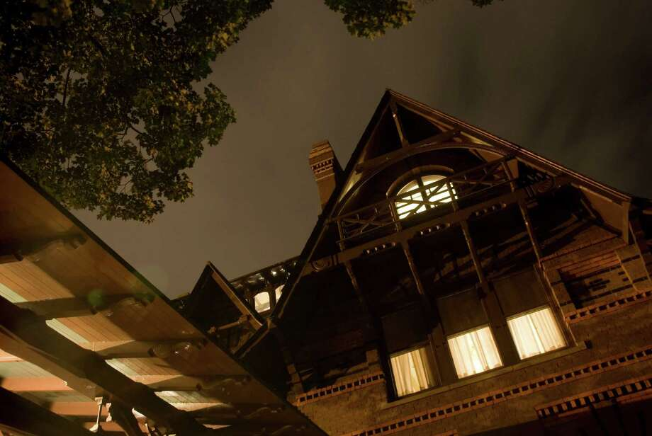 Graveyard Shift Ghost Tours will be offered Friday and Saturday evenings (Jan. 18-19) at the Mark Twain House in Hartford. Photo: Contributed Photo