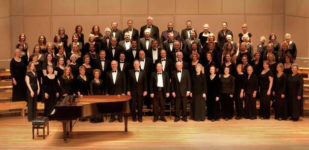 The Mendelssohn Choir of Connecticut performs Sunday, Jan. 27, at Fairfield University. Photo: Contributed Photo