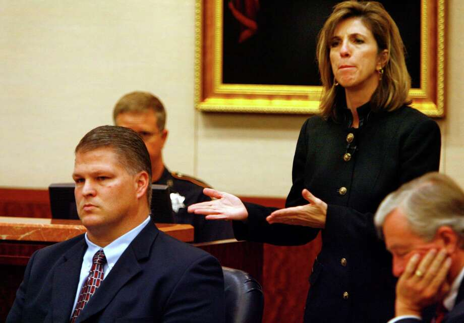 Prosecutor Kelly Siegler helped convict David Temple during his 2007 murder trial. He now may get a new hearing. Photo: Steve Ueckert, Staff / Houston Chronicle
