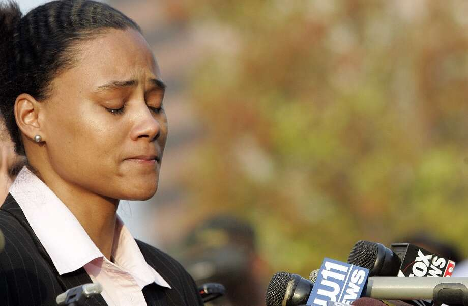 2007 | Marion Jones admits to doping, gets stripped of medalsAfter winning five gold medals at the 2000 Sydney Olympics and becoming a beloved American sports star, sprinter Marion Jones tearfully admitted (pictured) in October 2007 to using performance-enhancing drugs. In 2008, she spent six months in jail for perjury after admitting she lied to a grand jury that was investigating athletes suspected of doping. Photo: Stephen Chernin, Getty Images / 2007 Getty Images