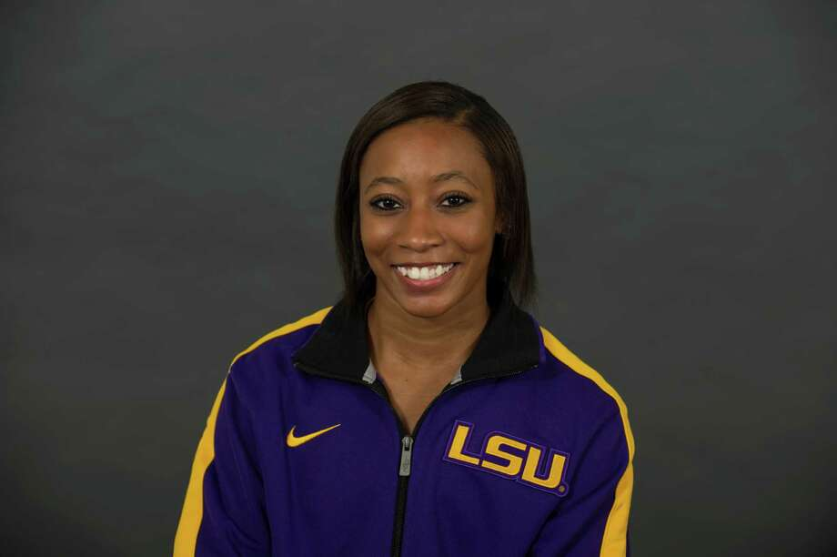 LSU gymnastics' Maliah Mathis, a junior who attended BJU Press Home School, played a key role in the Tigers' victory over No. 3 Florida. Photo: Courtesy Photo