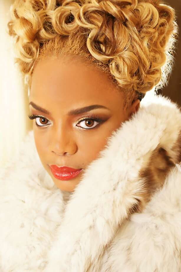 Singer Leela James brings her retro-soul sound to Yoshi's in San Francisco on Friday and Saturday. James has not let early disappointments in the music business slow her career. Photo: Kevin Terrell