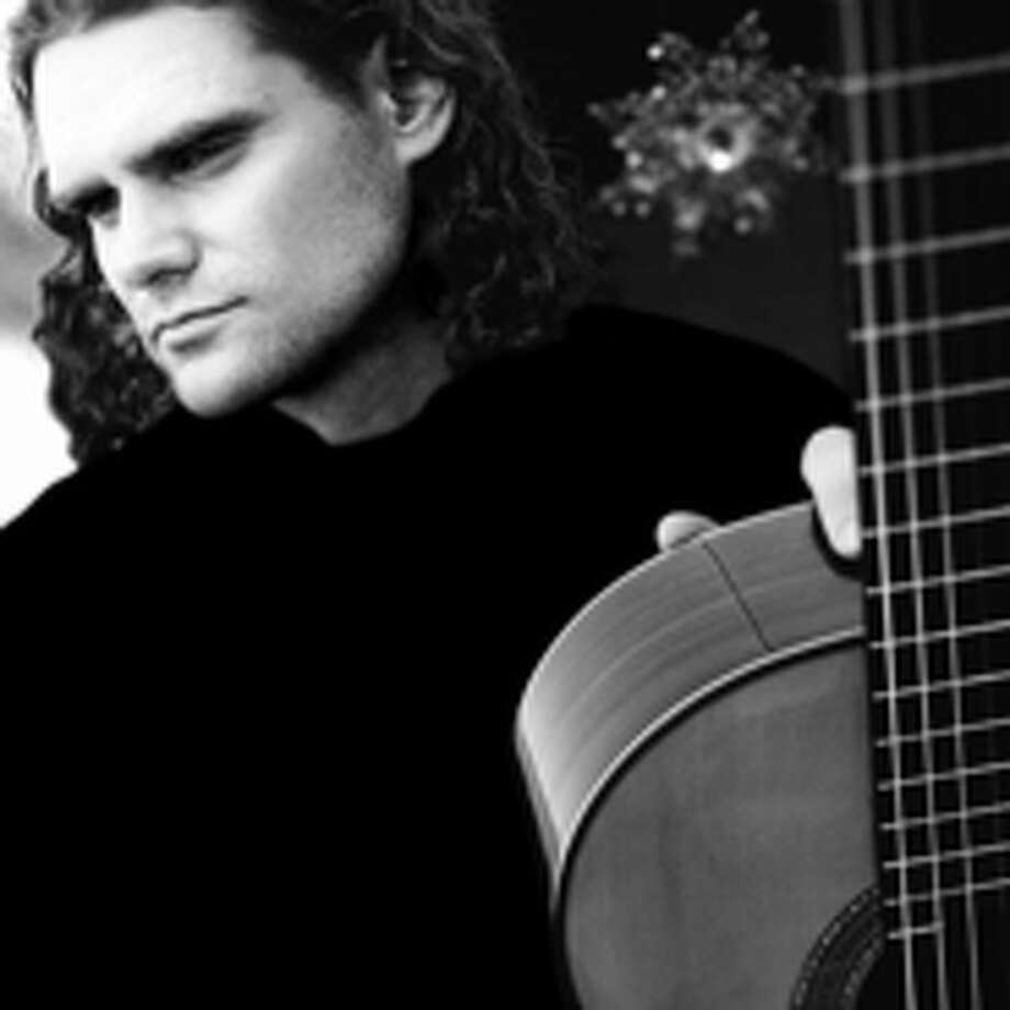 Award-winning Canadian guitarist Jesse Cook blends exotic Spanish rumba flamenco with elements of jazz and flawless technique to create a contemporary sound. He plays 8 p.m. Friday at The Egg: Lewis A. Swyer Theatre in Albany. Click here for information. (http://www.myspace.com/jessecook) Photo: Contributed