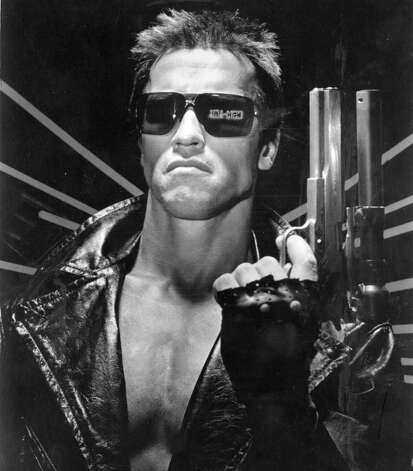 3. THE TERMINATOR (1984): And here's the point where we really piss people off. The Terminator is an all-time classic. Your clothes -- give them to me, Linda Hamilton's hot roommate and the shootout at Tech Noir. But I think the two movies in front of it are a little bit better. Photo: Orion Pictures / ONLINE_YES