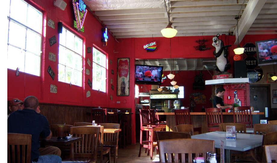 Luther's Cafe: 19491422 N. Main Ave., (210) 223-7727, www.lutherscafe.com Photo: JENNIFER HERRERA, 210SA / 210SA