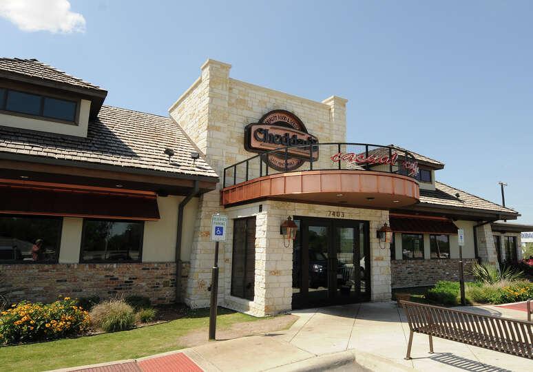 Restaurant menu, map for Cheddars Casual Cafe located in , San Antonio TX, NW Loop Location: NW Loop , San Antonio, TX