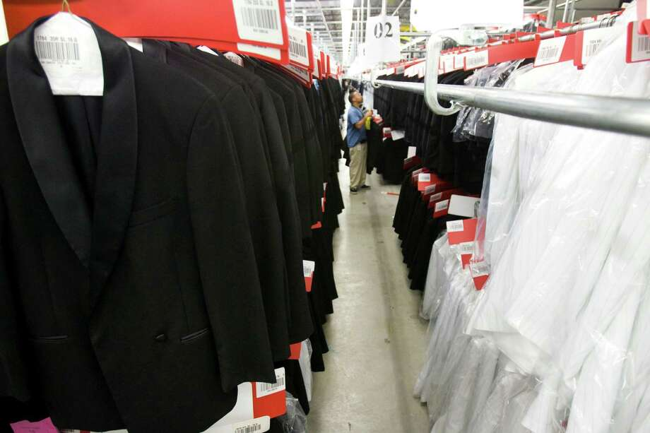 No. 50. Men's Warehouse: The clothing outlet ranked 67th, according to Fortune magazine. It was ranked 53rd last year.