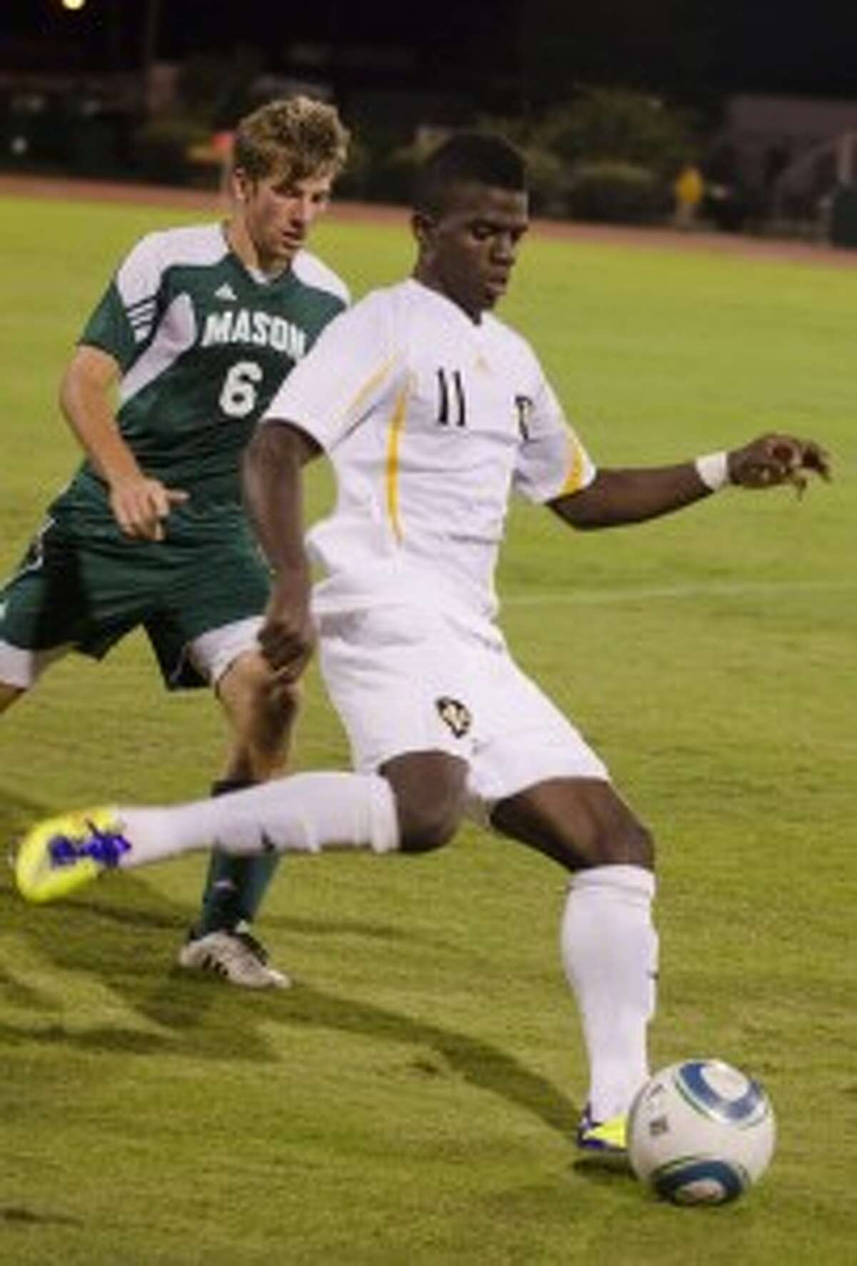 The Dynamo selected Jason Johnson, a Jamaican national team forward who starred at VCU. (Courtesey VCU)