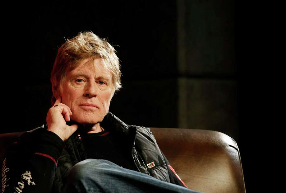 "FILE- In this Jan. 19, 2012 file photo, Sundance Institute president and founder Robert Redford looks on during a press conference at the 2012 Sundance Film Festival in Park City, Utah. The 2012 top Sundance prize winner, ""Beasts of the Southern Wild,"" picked up four Oscar nominations, including best picture, director for first-time filmmaker Benh Zeitlin and actress for 9-year-old Quvenzhane Wallis, who had never acted before. ""That's why we're here,"" Redford said. ""When somebody comes out of nowhere and with our support goes somewhere, that's a real pleasure to me."" (AP Photo/Danny Moloshok, File) Photo: Danny Moloshok"