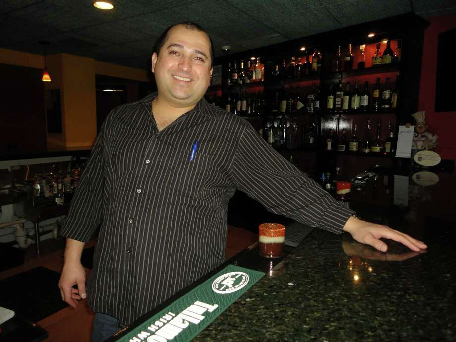 Carlos Hernandez, owner of Tinto Bar Tapas, formerly Meigas, at 10 Wall St. in Norwalk. Photo: Meg Barone