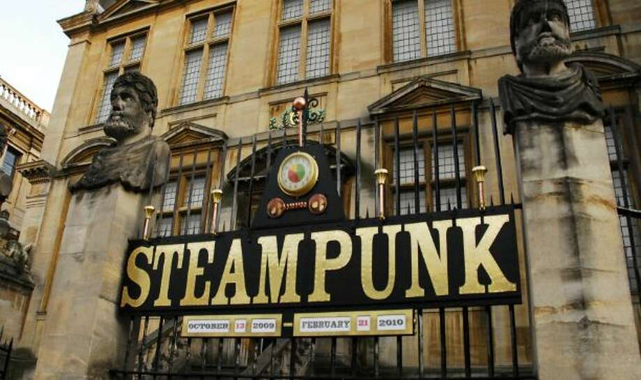 The Museum of the History of Science in Oxford, United Kingdom, was the first museum to curate a Steampunk exhibition, according to Laura Ashby, Audience Development Officer for the museum. (Museum of the History of Science, Oxford) Photo: Ellison, Jake, Multiple