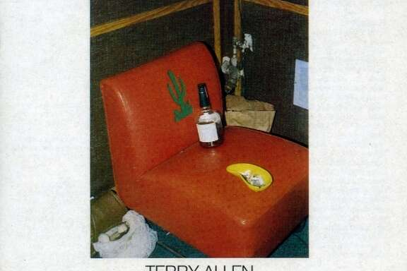 cover of Terry Allen album Lubbock On Everything