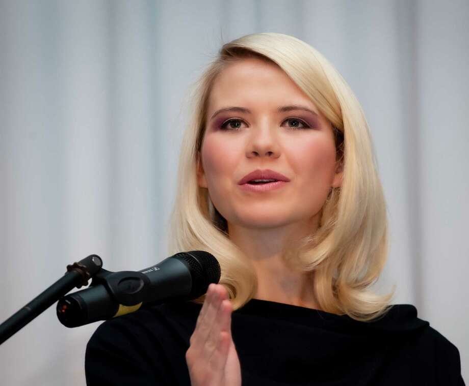 Elizabeth Smart Photo: Courtesy Photo / Mark Shaiken 2010