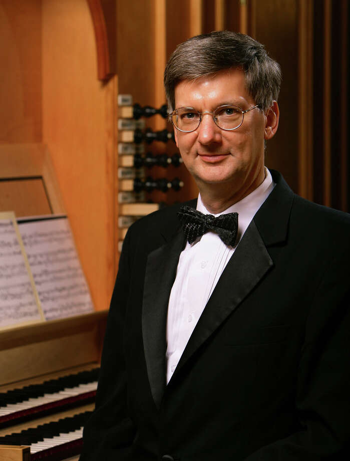 Sacred Heart University's College of Arts & Sciences will hold a recital performed by organist Craig Cramer on Saturday, Jan. 26. Photo: Matt Cashore, Matt Cashore/contributed Photo / (2005) Matt Cashore