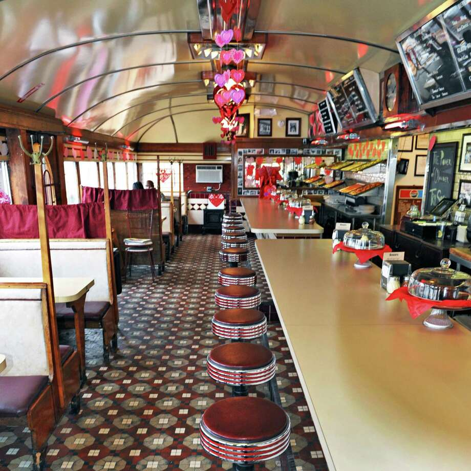 Sciortino's Pizzeria893 BroadwayAlbany, NY518-465-9148View Web siteInterior of Sciortino's, formerly the Miss Albany Diner, on Broadway in Albany Saturday Jan 12, 2013.  (John Carl D'Annibale / Times Union) Photo: John Carl D'Annibale / 00020731A