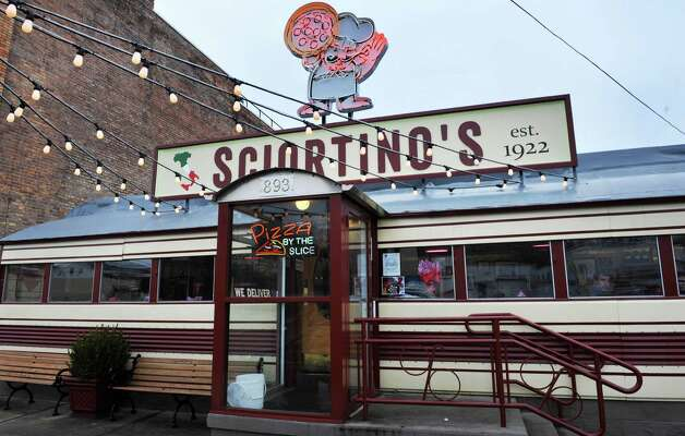 Exterior of Sciortino's, formerly the Miss Albany Diner, on Broadway in Albany Saturday Jan 12, 2013.  (John Carl D'Annibale / Times Union) Photo: John Carl D'Annibale / 00020731A