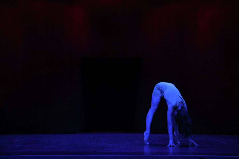 """""""EXIT,"""" a piece designed to lull the audience to sleep, will take place Friday at EMPAC. Photo by Hendrik De Smedt - EXIT (c)"""