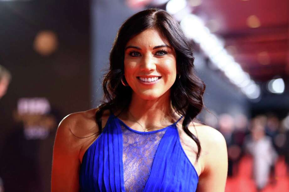 "5. Hope Solo -- Former Sounders Women goalkeeperShe's the most controversial selection in ""Seattle's Sexiest"" history based on her whiny departure from ""Dancing with the Stars"" and her whirlwind marriage to Jerramy Stevens. But I'm looking the other way and giving the Tri-Cities product the benefit of really considerable doubt for reasons I can't fully explain. Photo: Christof Koepsel, Getty Images / 2013 Getty Images"