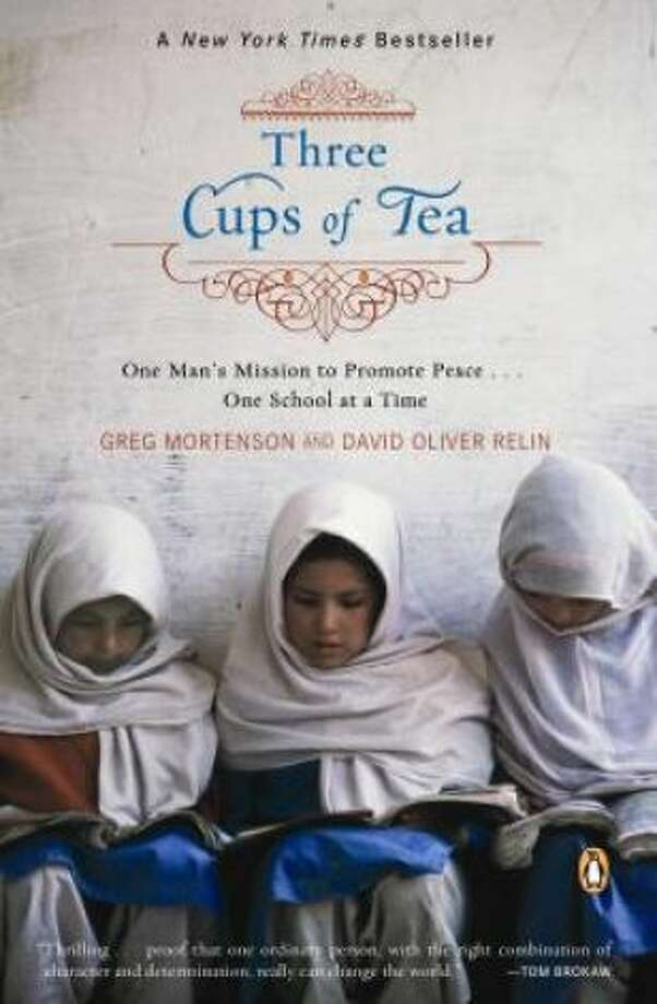 """""""Three Cups of Tea"""" was Greg Mortenson's inspiring, best-selling memoir about building schools in Pakistan and Afghanistan. It's since been discredited by """"60 Minutes"""" and Jon Krakauer's book, """"Three Cups of Deceit.""""   """"60 Minutes"""" said Mortenson's dramatic rescue by Pakistani villagers didn't happened as described, and Krakauer said Mortenson's reported kidnapping by Taliban elders wasn't accurate. Mortenson later said parts of his timeline had been """"compressed."""""""