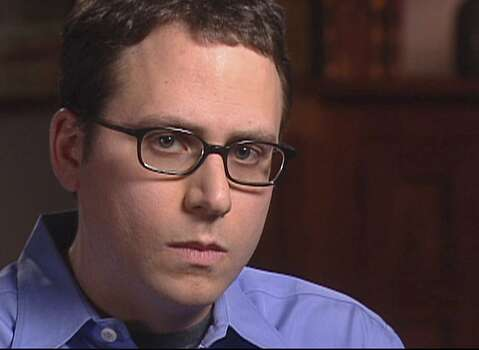 "Stephen Glass was a journalist who wrote for The New Republic and was exposed for fabricating dozens of articles from 1995 to 1998. It wasn't until Glass wrote a story called ""Hack Heaven"" which detailed a young hacker that got hired by one of his targets to help improve their security, that Adam Penenberg from Forbes.com went on a lengthy research project to verify the facts in the article. He ended up exposing Glass as fraud. The New Republic would later find that over half of his stories for the magazine had either partial fabrications or were full blown works of fiction.Photo: Glass was later the subject of the movie ""Shattered Glass."" Glass is pictured in a framegrab from ""60 Minutes"" in 2003. Photo: AP Photo/CBS News"