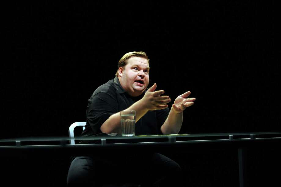 "Theater performer Mike Daisey created controversy last year over his stage monologue, ""The Agony and the Ecstasy of Steve Jobs,"" which explored the relationship between Apple and oppressed Chinese factory workers. The show was initially portrayed as ""nonfiction.""